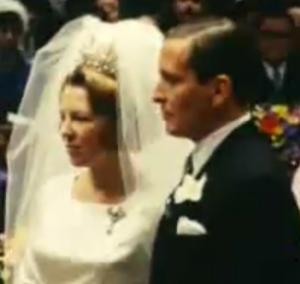 Drottning Beatrix bröllop.