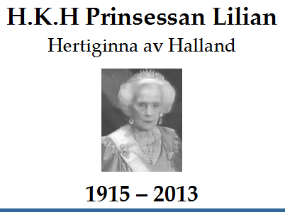 Prinsessan Lilian 1915-2013
